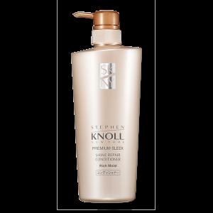 Condicionador Rich Moist para cabelos ressecados, danificados ou porosos.