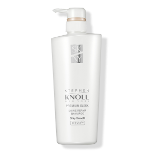 Shampoo Silky Smooth para Cabelos noramis à secos