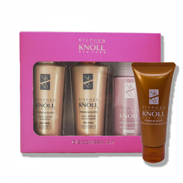 Compre Dicovery Kit Rich Moist e Ganhe Excellent Repair Mask 50g
